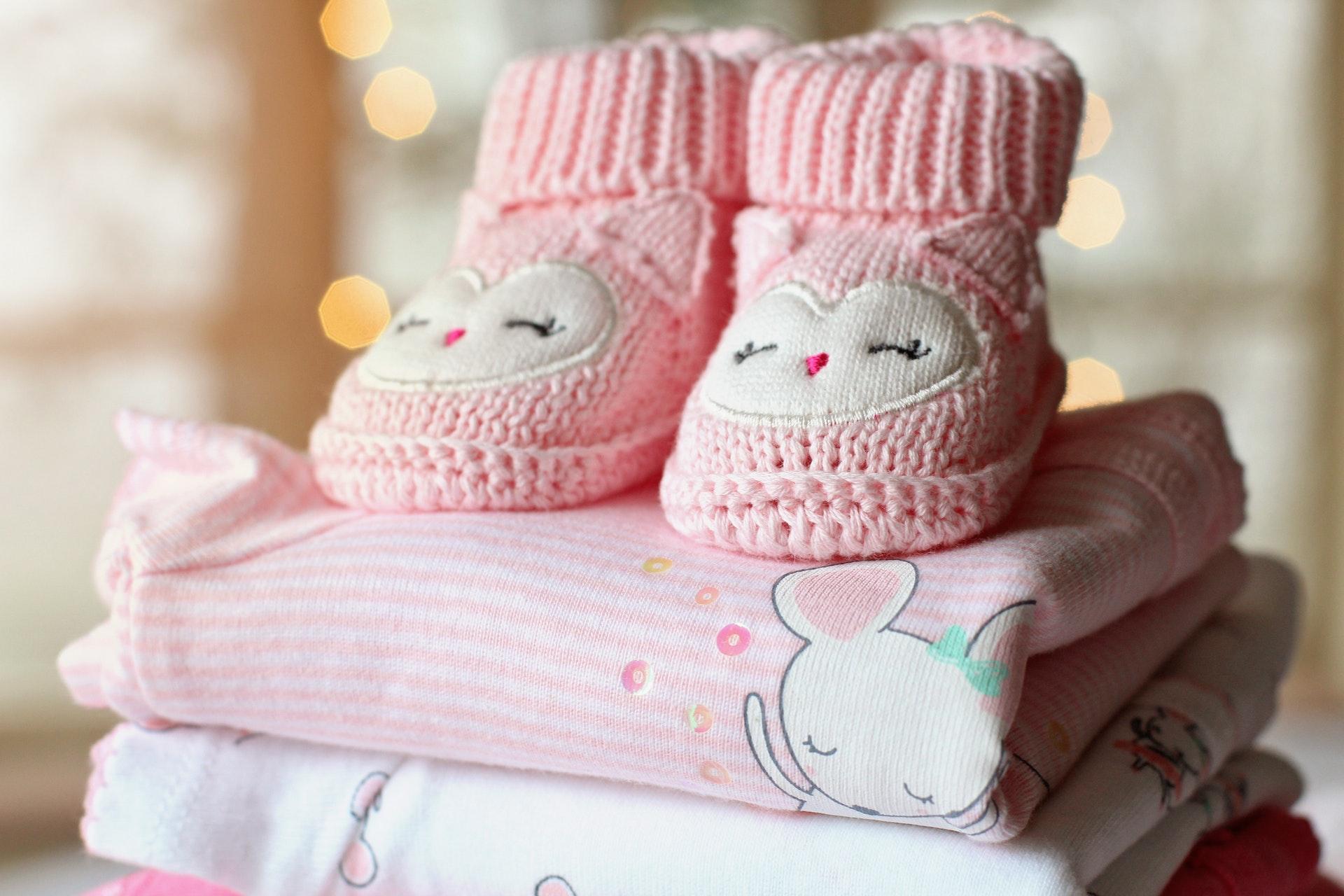 O enxoval de bebê perfeito