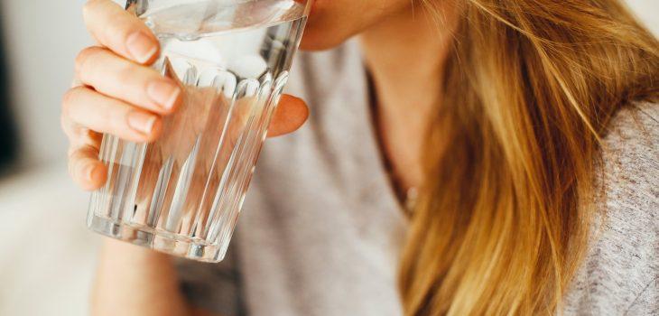 Bebendo mais água - dicas